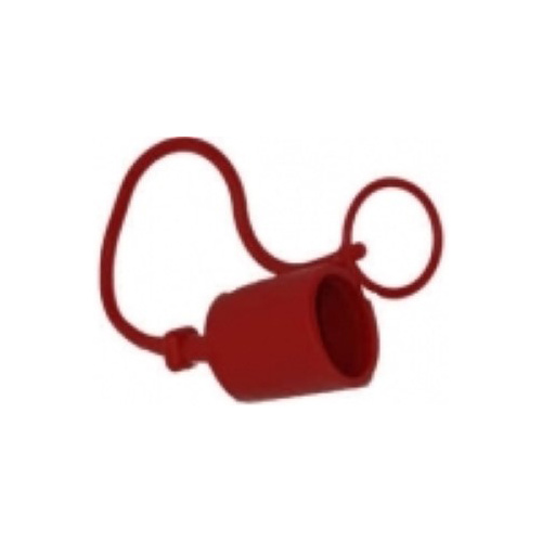 DUST CAP TO SUIT A SERIES (red)