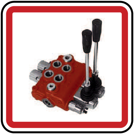 CYLINDERS & CONTROL VALVES
