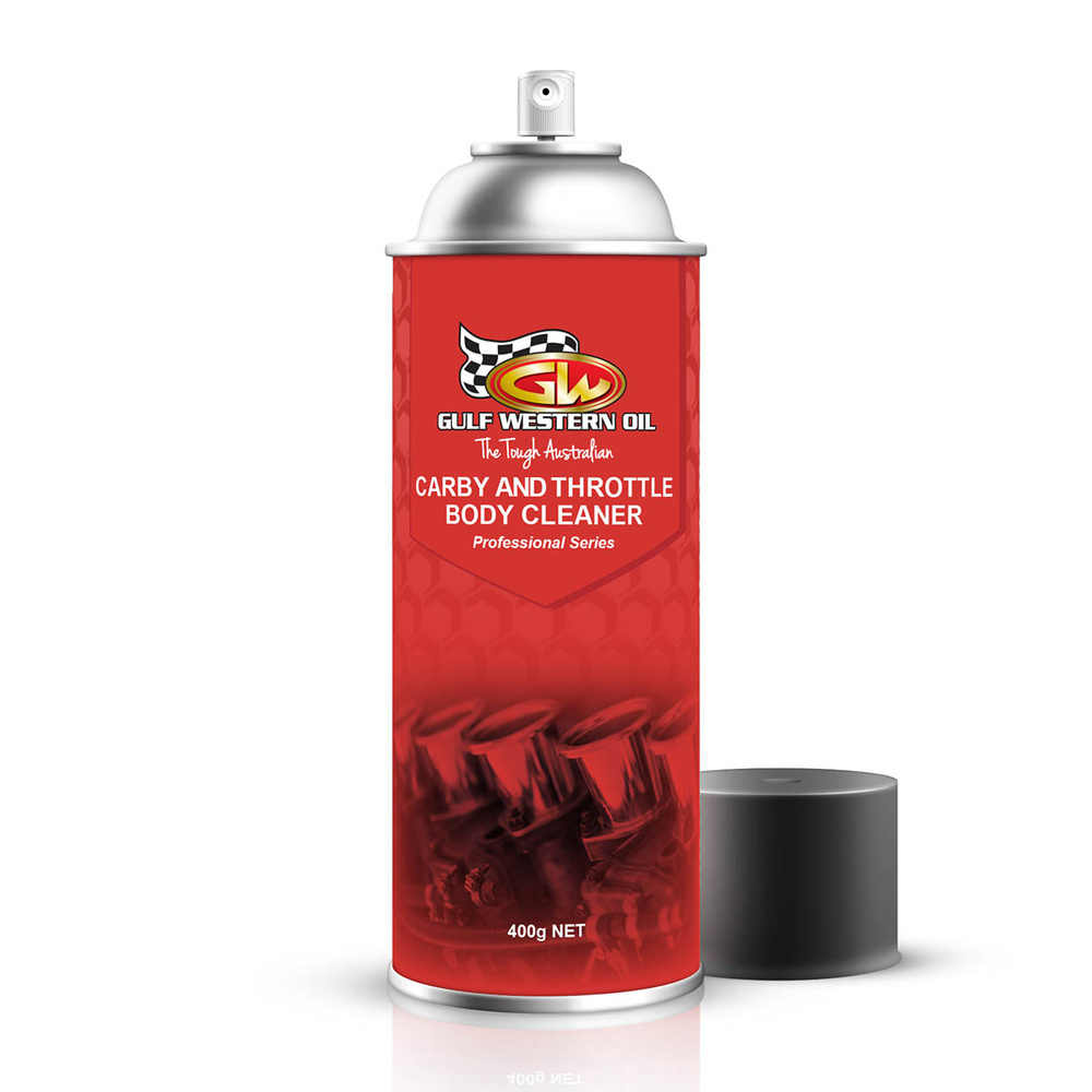 AEROSOL CARBY & THROTTLE BODY CLEANER