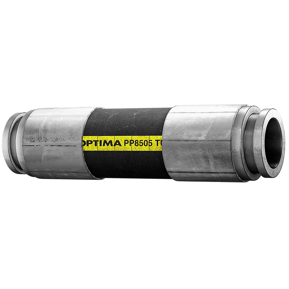 "OPTIMA 3"" STEEL CONCRETE PUMP HOSE - DOUBLE END"